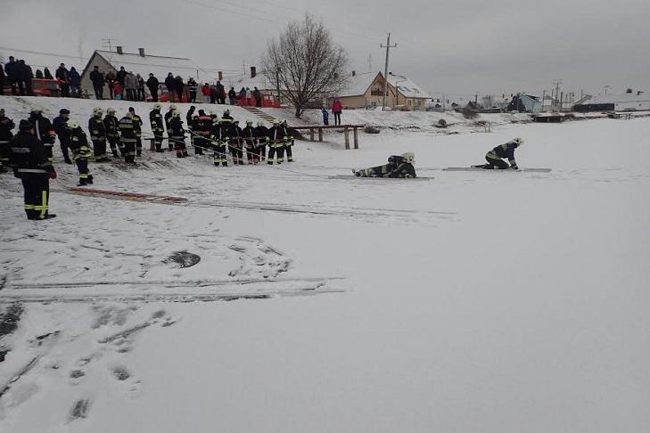 Január hónap fotója 2. helyezett, Készítette: Iker Imre tű. főtörzsőrmester/Szombathely HTP
