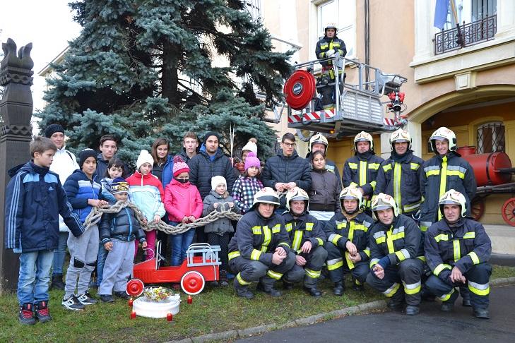 December hónap fotója 2. helyezett, Készítette: Vas MKI