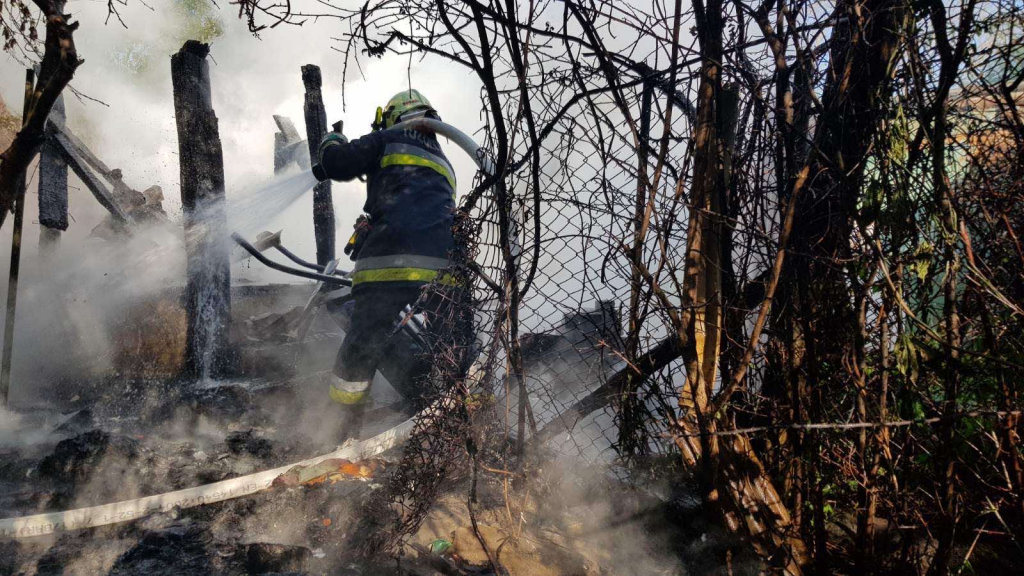 Április hónap fotója, Készítette: Kőszegi Önkormányzati Tűzoltó-parancsnokság