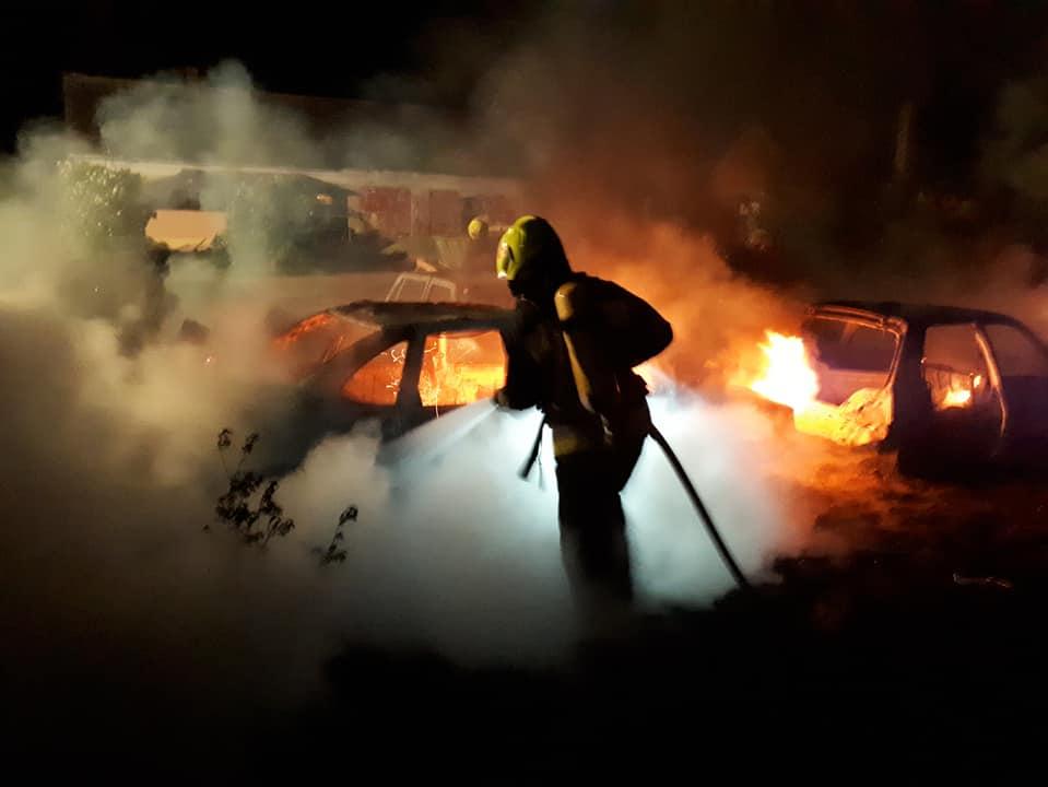 Április hónap fotója, Készítette: Csepregi Önkormányzati Tűzoltó-parancsnokság