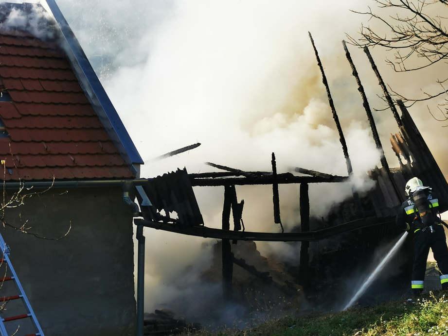 November hónap fotója, Készítette: Körmendi Hivatásos Tűzoltó-parancsnokság