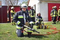 Bemutatkozik az Egyházashetyei Önkéntes Tűzoltó és Polgárőr Egyesület