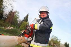 Bemutatkozik a Rábagyarmati Önkéntes Tűzoltó Egyesület
