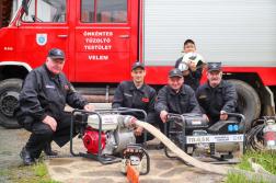 Bemutatkozik a Velemi Önkéntes Tűzoltó Egyesület