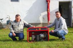 Bemutatkozik a Káldi Önkéntes Tűzoltó Egyesület
