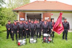Bemutatkozik az Önkéntes Tűzoltó Egyesület Viszák