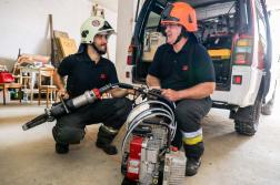 Bemutatkozik a Jákfai Önkéntes Tűzoltó Egyesület