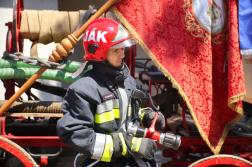 Bemutatkozik a Jáki Önkéntes Tűzoltó Egyesület