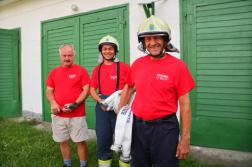 Bemutatkozik az Ostffyasszonyfai Önkéntes Tűzoltó Egyesület