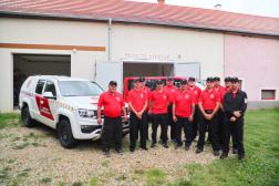 Bemutatkozik Pankasz Község Önkéntes Tűzoltó Egyesülete