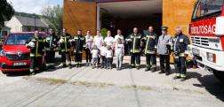 Bemutatkozik a Bozsoki Önkéntes Tűzoltó Egyesület