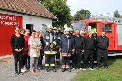 Bemutatkozik a Kőszegdoroszlói Önkéntes Tűzoltó Egyesület