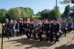 Jubiláltak és tűzoltó múzeumot nyitottak a hosszúperesztegi önkéntes tűzoltók