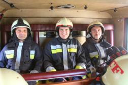 Bemutatkozik az Egyházasrádóci Önkéntes Tűzoltó Egyesület