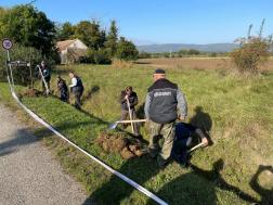 Hét Kőszeghegyaljai település rendszerbeállító és nemzeti minősítő gyakorlatára került sor Lukácsházán